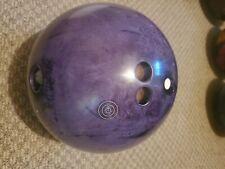 ebonite mission 250K bowling ball