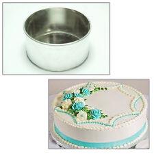 "ROUND singola compleanno torta nuziale TIN 5"""