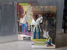 Jimi Hendrix figure Mcfarlane toys Woodstock