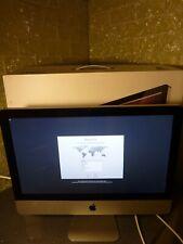 """Apple iMac A1311 21.5"""" MC309LL/A UPGRADES 256SSD 500HDD 16GB"""