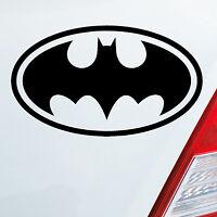 Auto Aufkleber für BATMAN Fans Joker Begins Arkham Logo Gotham Dark Knight 235