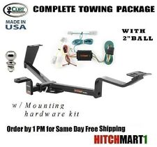 "FITS 2006-2015 HONDA CIVIC 2 DOOR COUPE CLASS 1 TRAILER HITCH PACKAGE w 2"" BALL"