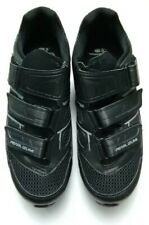 Pearl Izumi All-Road III Black MTB Cycling Shoes, US Men's Size 12, EUR 46.5 EUC