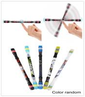 Kugelschreiber Penspinning Rutschfeste beschichtete Spinnerei Rotierender L3Z0
