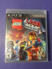 The LEGO Movie Videogame (PS3) NEW