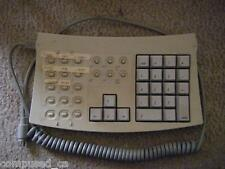 Apple Adjustable Keyboard Numeric Keypad Macintosh Portable ADB Power SE IIgs II