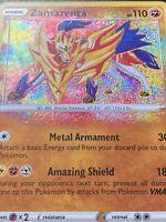 Zamazenta 102/185 Pokemon Card Vivid Voltage Amazing Ultra Rare PSA 10?