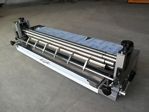 NEW Paper Card  GLUER COLD GLUING MACHINE 72CM Vat included