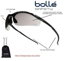 Bolle Sunglasses 99.99% UV protection golf or cycling Safety includes free pouch
