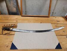 American War Of 1812 Light Artillery Sabre Sword Early American Nco Sword.