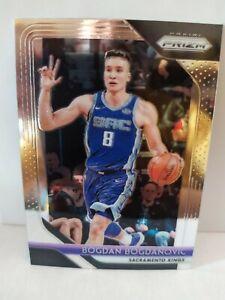 Bogdan Bogdanovic 161 Sacramento Kings NBA Panini Prizm 2018-19