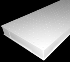 """New - VERE Optical Table Breadboard - 18"""" x 72"""" x 2.3"""" - Factory Direct Item"""