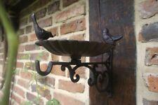 Futterschale Wand, Vogeltränke - Futterplatz für Vögel Terrasse + auf Balkon