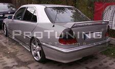 MERCEDES C-CLASSE W202 REAR TRUNK SPOILER WING Lip sport boot back door MB Benz