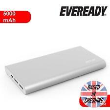 Banco de alimentación externa 5000mAh Portátil USB Cargador De Batería Energizer Eveready