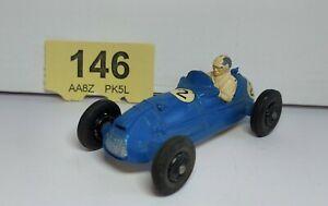 Crescent Toys Cooper Bristol 2 litre Racing Car, RARE with good original tyres