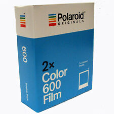 Polaroid Originals 600 Couleur Instantané Film Twin Pack
