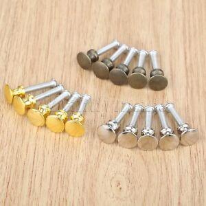 5Pcs Mini Cabinet Knobs Case Jewelry Box Cupboard Drawer Pull Door Handle Decor