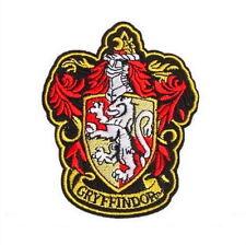 1 Écusson Brodé Thermocollant NEUF ( Patch ) - Potter Gryffondor Gryffindor (B)