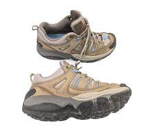 Vasque Scree Mid Womens US 7M EUR 37.5 Brown Hiking Shoes (7089)