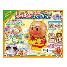 NEW Anpanman doctor bag with chat examination and toothbrush from Japan F/S