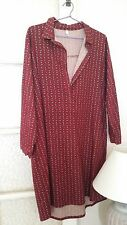 Ladies tunic top size L