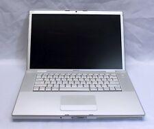 MacBook Pro A1150 ~ CoreDuo T2500 @ 2GHz/ 2GB RAM/ 100GB HD/  ~ Parts or Repair
