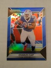 Charles Clay 2016 Prizm Blue Refractor SSP Retail Low Print #/5 or less see pics
