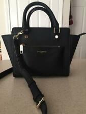 Karl Lagerfeld Black Shoulder/Hand Bag
