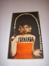 FERNANDA by VICTOR B. MILLER, POCKETBOOK #80774, 1976, VINTAGE PAPERBACK!