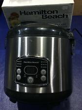 Hamilton Beach 37541 Rice Cooker steamer rc11