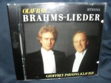 Brahms-Canzoni-ORSO/Parsons