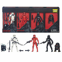 "STAR WARS THE BLACK SERIES IMPERIAL EXCLUSIVE PACK - 2013 - 6"" POUCES - REF 3149"