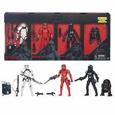 """STAR WARS THE BLACK SERIES IMPERIAL EXCLUSIVE PACK - 2013 - 6"""" POUCES - REF 3149"""