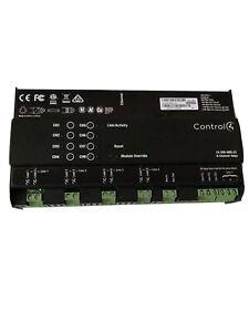 Control4 C4-DIN-8REL-E 8 Channel Relay Module W. Terminal Block d971