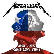 METALLICA / World Wired Tour / LIVE / Lollapalooza,Santiago - April 01, 2017