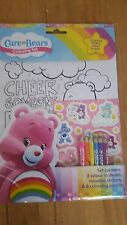 Care Bears activitie Coloriage Set avec stickers et crayons