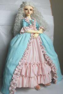 HAUTE DOLL VAL ZEITLER MARIE ANTOINETTE DOLLHEART Dress SD BJD DOLLS
