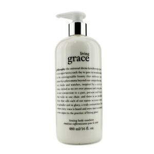 NEW Philosophy Living Grace Firming Body Emulsion 480ml Perfume