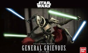 Bandai Star Wars 1/12 General Grievous(New)