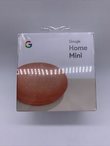 Google Home Mini Smart Speaker with Google Assistant Coral GA00217-US