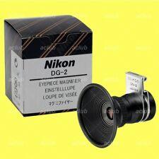 Genuine Nikon DG-2 Eyepiece Magnifier D5600 D3400 D850 D810 D750 D610 D500 D5 Df