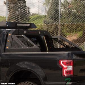 Stehlen Adjusable Chase Rack LED Roll Bar For Silverado/Sierra/F150/Ram/Tundra