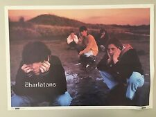 The Charlatans,Rare Authentic 1990's Poster