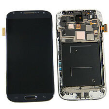 Black LCD Display Touch Screen Digitizer Frame For Samsung Galaxy S4 GT i9515