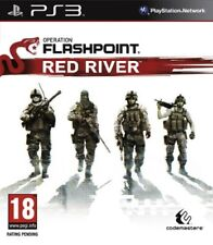 PlayStation 3 : Codemasters PS3 Operation Flashpoint VideoGames