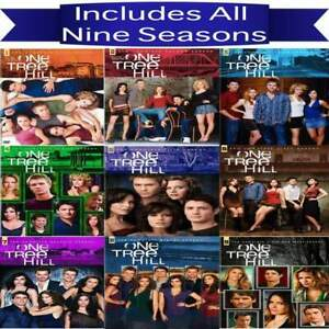 ONE TREE HILL The COMPLETE DVD Series SEASONS 1 – 9 Collection