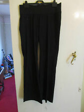 Liz Lange for Target Black Maternity Trousers in Size 8 - L32