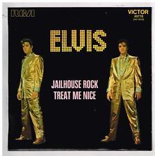 """Elvis  PRESLEY   Jailhouse rock        7"""" SP 45 tours"""