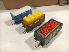 Thomas and Friends Trackmaster Sodor Fireworks Co Trucks Set T9055